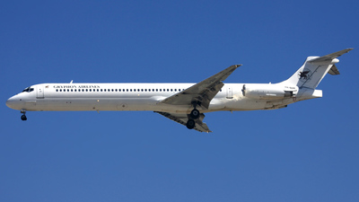 ZS-SUH - McDonnell Douglas MD-82 - Gryphon Airlines