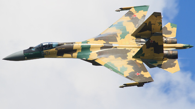 901 - Sukhoi Su-35 Super Flanker - Russia - Defence Sports-Technical Organisation (ROSTO)