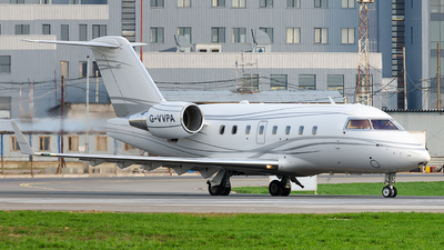 G-VVPA - Bombardier CL-600-2B16 Challenger 604 - TAG Aviation