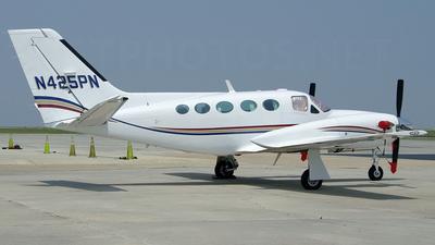 N425PN - Cessna 425 Conquest I - Private