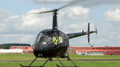 A picture of GCCGF - Robinson R22 Beta II - [3454] - © Lee Mortimer