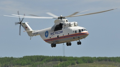 RF-31351 - Mil Mi-26 Halo - Russia - Ministry for Emergency Situations (MChS)