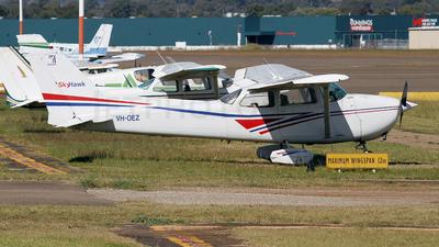 VH-OEZ - Cessna 172M Skyhawk II - Basair