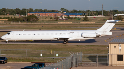 N965AS - McDonnell Douglas MD-83 - United States - Department of Justice (DOJ)