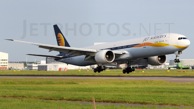 VT-JEL - Boeing 777-35RER - Jet Airways