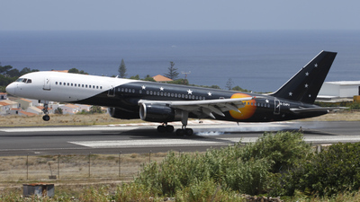 G-ZAPU - Boeing 757-2Y0 - Titan Airways