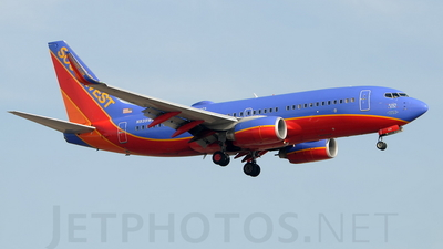 N939WN - Boeing 737-7H4 - Southwest Airlines