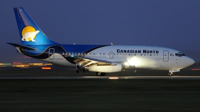 C-GCNS - Boeing 737-275(Adv) - Canadian North