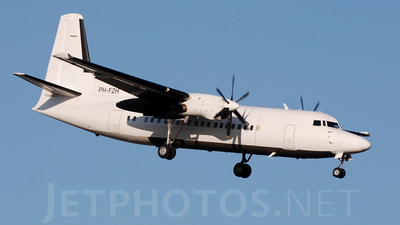 PH-FZH - Fokker 50 - Denim Airways