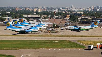 UTTT - Airport - Ramp