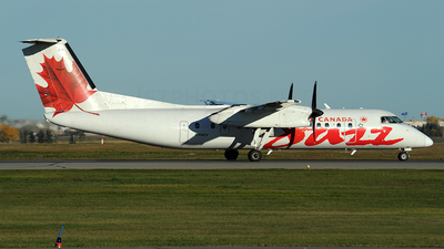 C-FACV - Bombardier Dash 8-311 - Air Canada Jazz