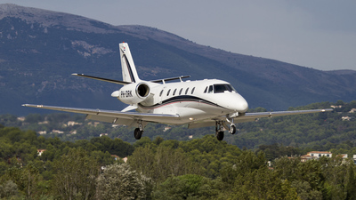 PH-DRK - Cessna 560XL Citation Excel - JetNetherlands