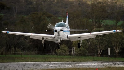 VH-BZS - Beechcraft A36 Bonanza - Private