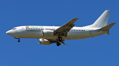 VQ-BDC - Boeing 737-341 - Tatarstan Airlines