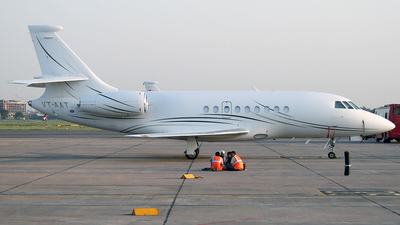 A picture of VTAAT - Dassault Falcon 2000 - [225] - © Nisarg Vyas