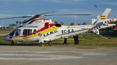 EC-ILA - Agusta A109E Power - Private