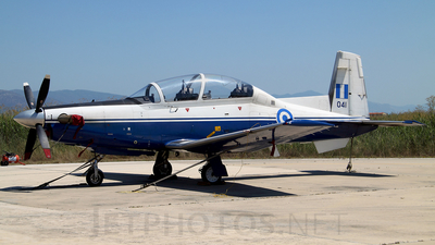 041 - Raytheon T-6A Texan II - Greece - Air Force