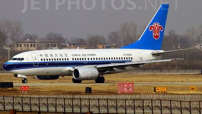 B-2698 - Boeing 737-76N - China Southern Airlines