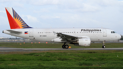 RP-C8601 - Airbus A319-112 - Philippine Airlines