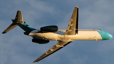 XA-CLB - Boeing 717-2BL - Mexicana Click