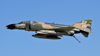 NX749CF - McDonnell Douglas F-4D Phantom II - Private