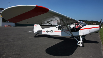 HB-OQL - Piper L-18C Super Cub - Private