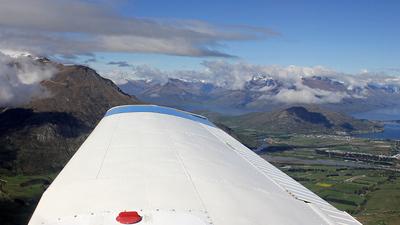 ZK-MBK - Piper PA-28-161 Warrior II - Aero Club - Auckland