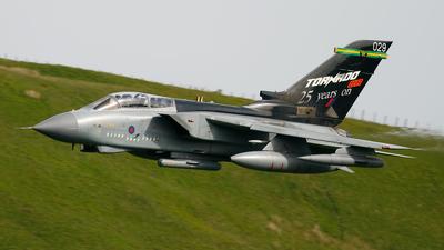 ZA469 - Panavia Tornado GR.4 - United Kingdom - Royal Air Force (RAF)