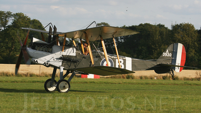 ZK-TVC - Royal Aircraft Factory RE.8 - Private