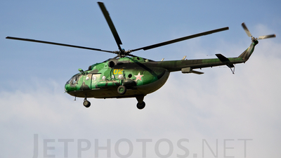 02 - Mil Mi-8MT Hip - Russia - Air Force