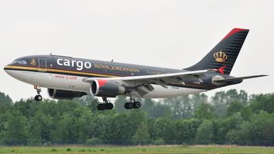 JY-AGQ - Airbus A310-304(F) - Royal Jordanian Cargo