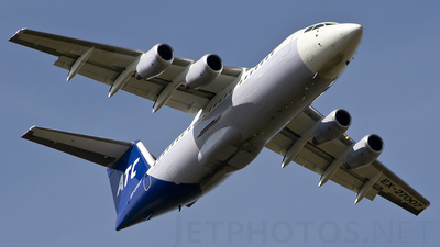 EX-27007 - British Aerospace BAe 146-200 - ATC - Avia Traffic Company