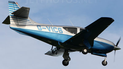 G-VICS - Rockwell Commander 114B - Millennium Aviation