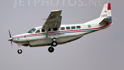 0250 - Cessna 208B Grand Caravan - Paraguay - Air Force