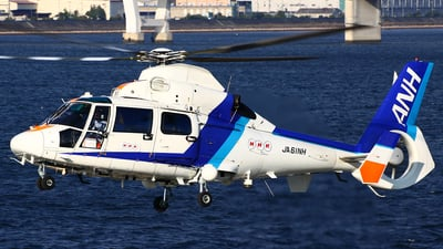 JA61NH - Eurocopter AS 365N2 Dauphin - All Nippon Helicopter
