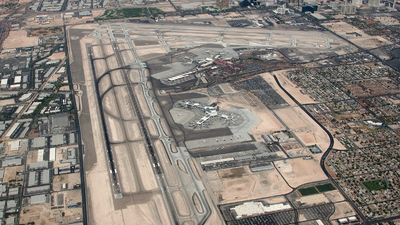 KLAS - Airport - Airport Overview