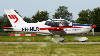 PH-MLR - Socata TB-10 Tobago GT - Martinair Vliegschool
