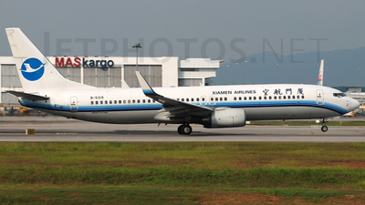 B-5319 - Boeing 737-8FH - Xiamen Airlines