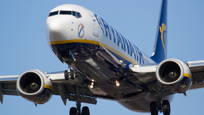 EI-EKL - Boeing 737-8AS - Ryanair