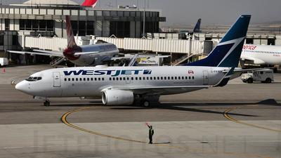C-FKWS - Boeing 737-76N - WestJet Airlines