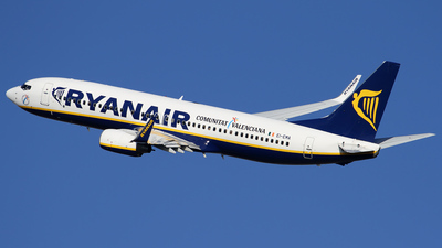 EI-EMA - Boeing 737-8AS - Ryanair