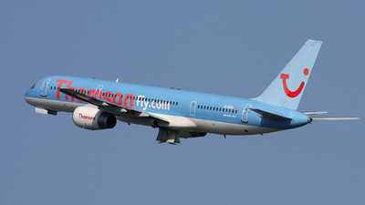 G-BYAI - Boeing 757-204 - Thomson Airways