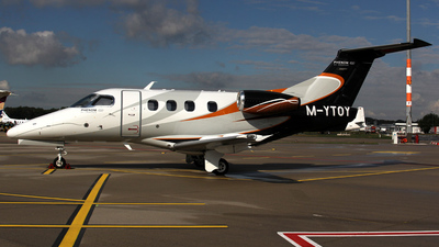 M-YTOY - Embraer 500 Phenom 100 - Pool Executive Aviation