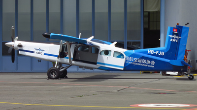 A picture of HBFJG - Pilatus PC6/B2H4 Turbo Porter -  - © Mirko Bleuer