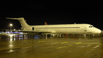 EC-KSF - McDonnell Douglas MD-87 - Swiftair