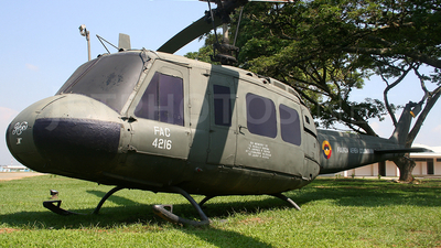 FAC4216 - Bell UH-1H Iroquois - Colombia - Air Force