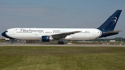 EI-CXO - Boeing 767-3G5(ER) - Blue Panorama Airlines