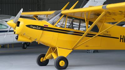 HK-861-G - Piper PA-18 Super Cub - Aero Club - Colombia