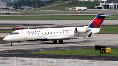 N683BR - Bombardier CRJ-200ER - Delta Connection (ExpressJet Airlines)