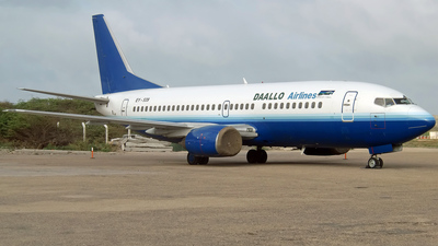 EY-539 - Boeing 737-3B7 - Daallo Airlines